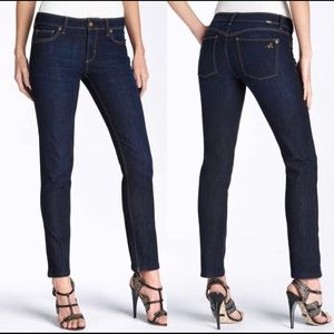 DL1961 Angel Mid Rise Skinny Ankle Jean Mariner 31